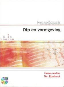 Boek: DTP en grafische vormgeving