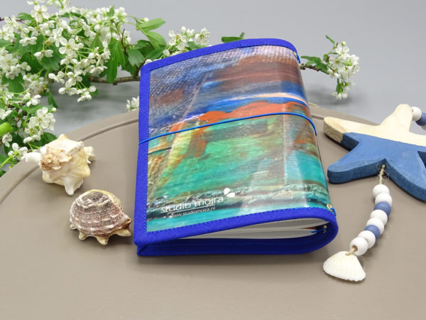 Anja travel journal Achter A6