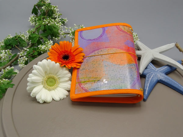 Travel journal Annika achter A6